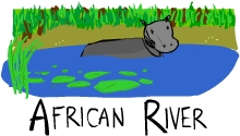 African River game